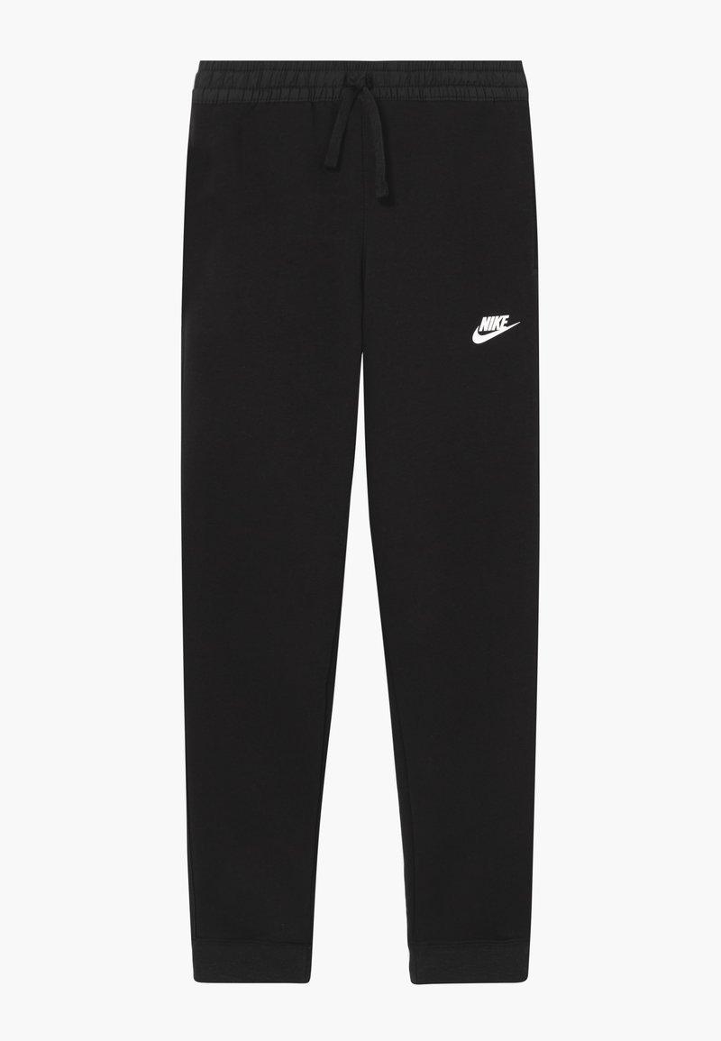 Nike Sportswear - HYBRID PANT - Trainingsbroek - black