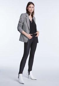 SET - Blazer - black/white - 1