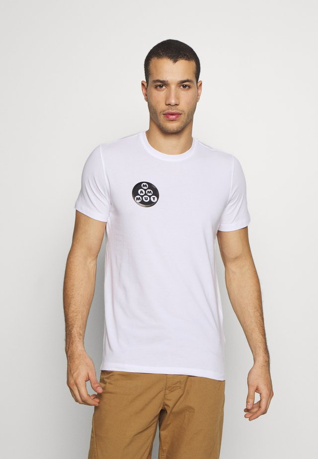 LOGO MEN - Print T-shirt - bright white