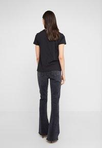 KARL LAGERFELD - ADDRESS  - Camiseta estampada - black - 2