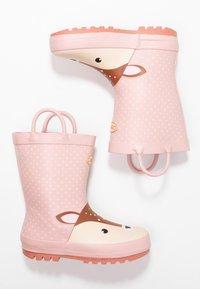 Chipmunks - DILLON - Bottes en caoutchouc - pink - 0