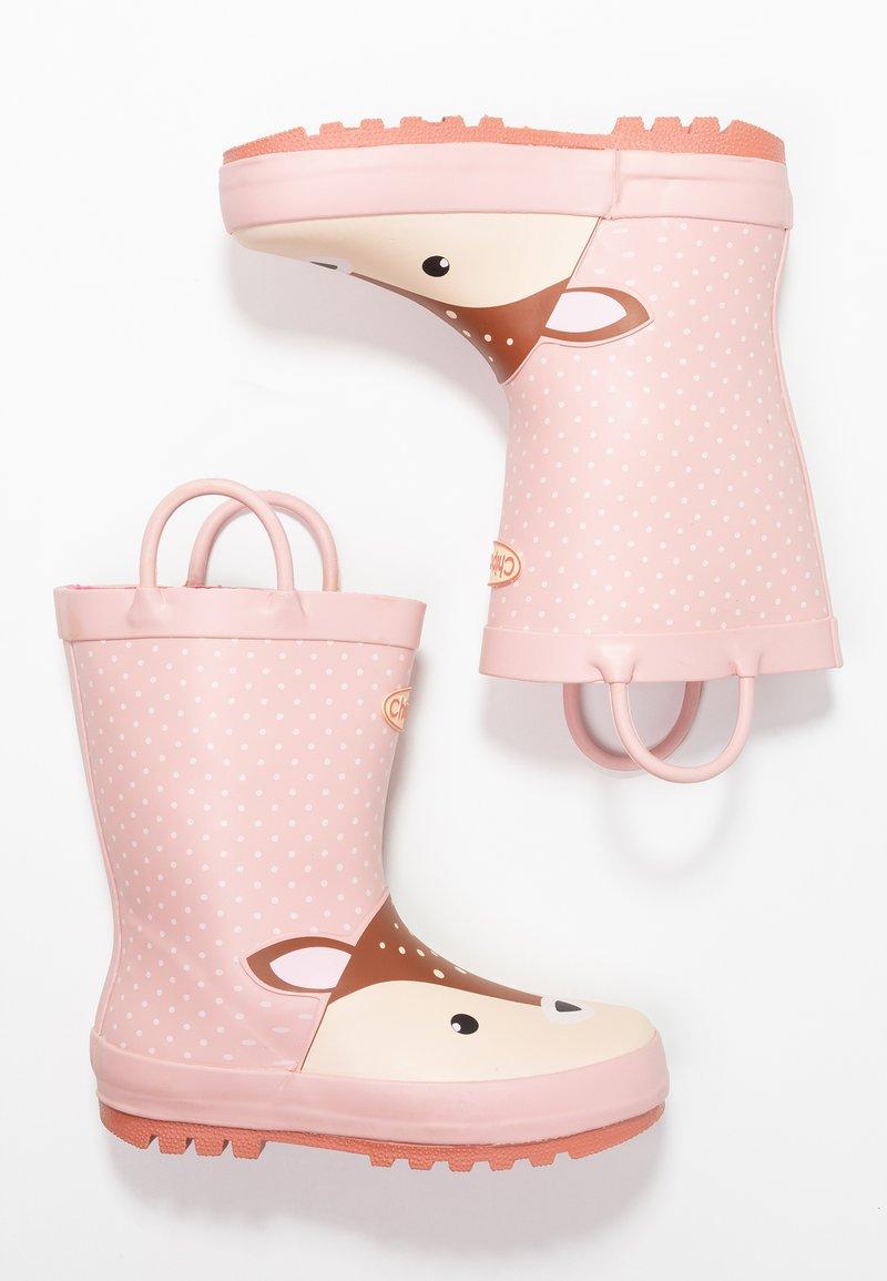 Chipmunks - DILLON - Bottes en caoutchouc - pink