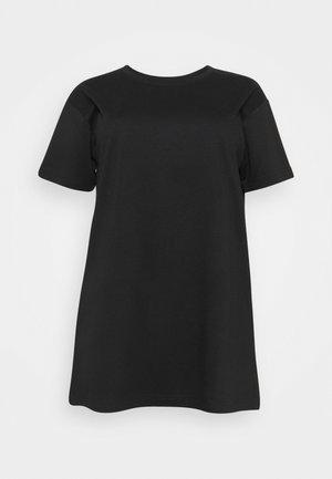 ECINDY TUNIC - T-shirts - black