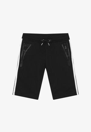 BOYS  - Pantalones deportivos - black