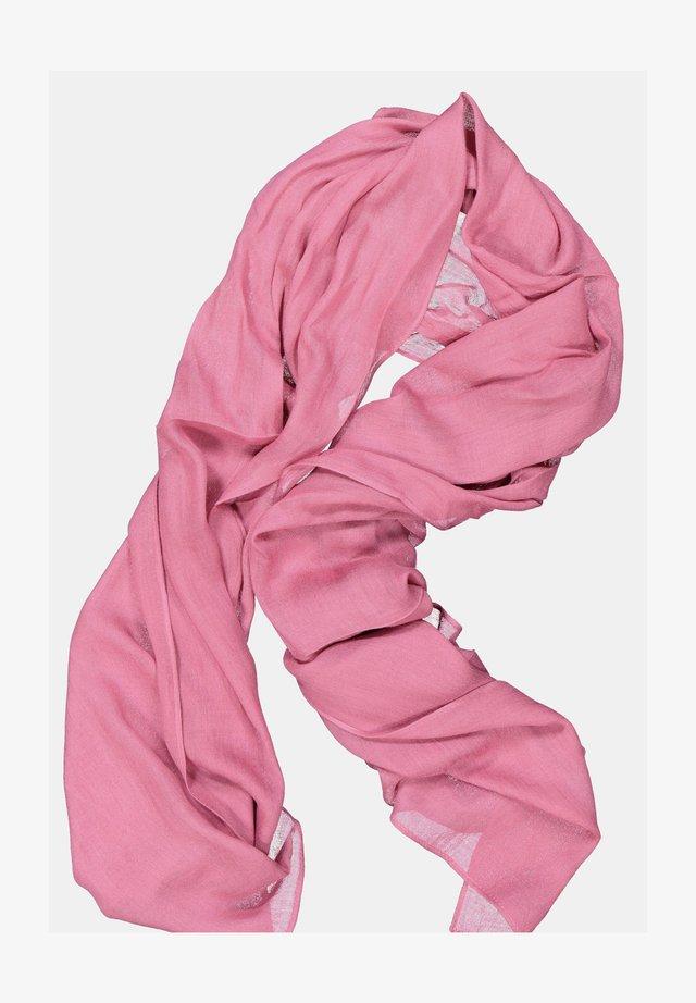 FRANSENKANTEN - Sjaal - pink