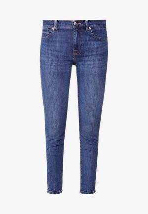 CROP - Jeans Skinny Fit - bair vintage dusk
