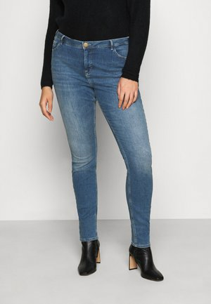 AMY - Jeans Skinny Fit - blue denim
