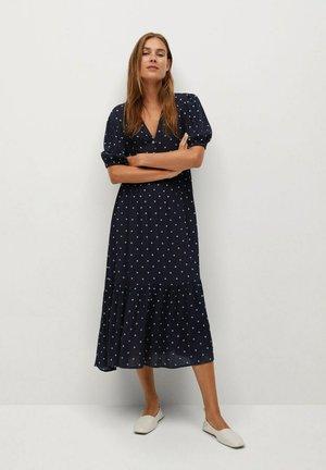 JAMIE-H - Day dress - azul marino