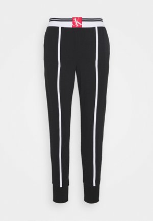 ONE SOCK LOUNGE JOGGER - Pyjamasbukse - black