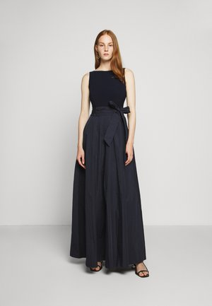 MEMORY LONG GOWN COMBO - Iltapuku - lighthouse navy