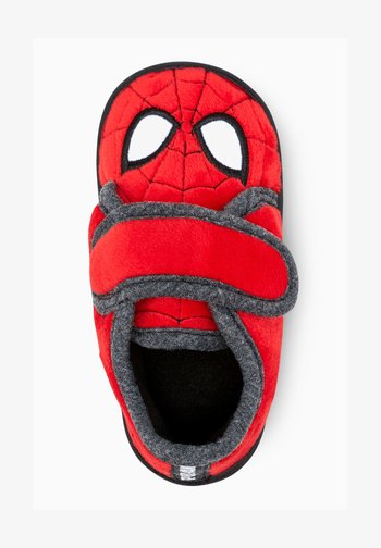 """RED SPIDER-MAN""""¢ SLIPPERS (YOUNGER) - First shoes - red"""