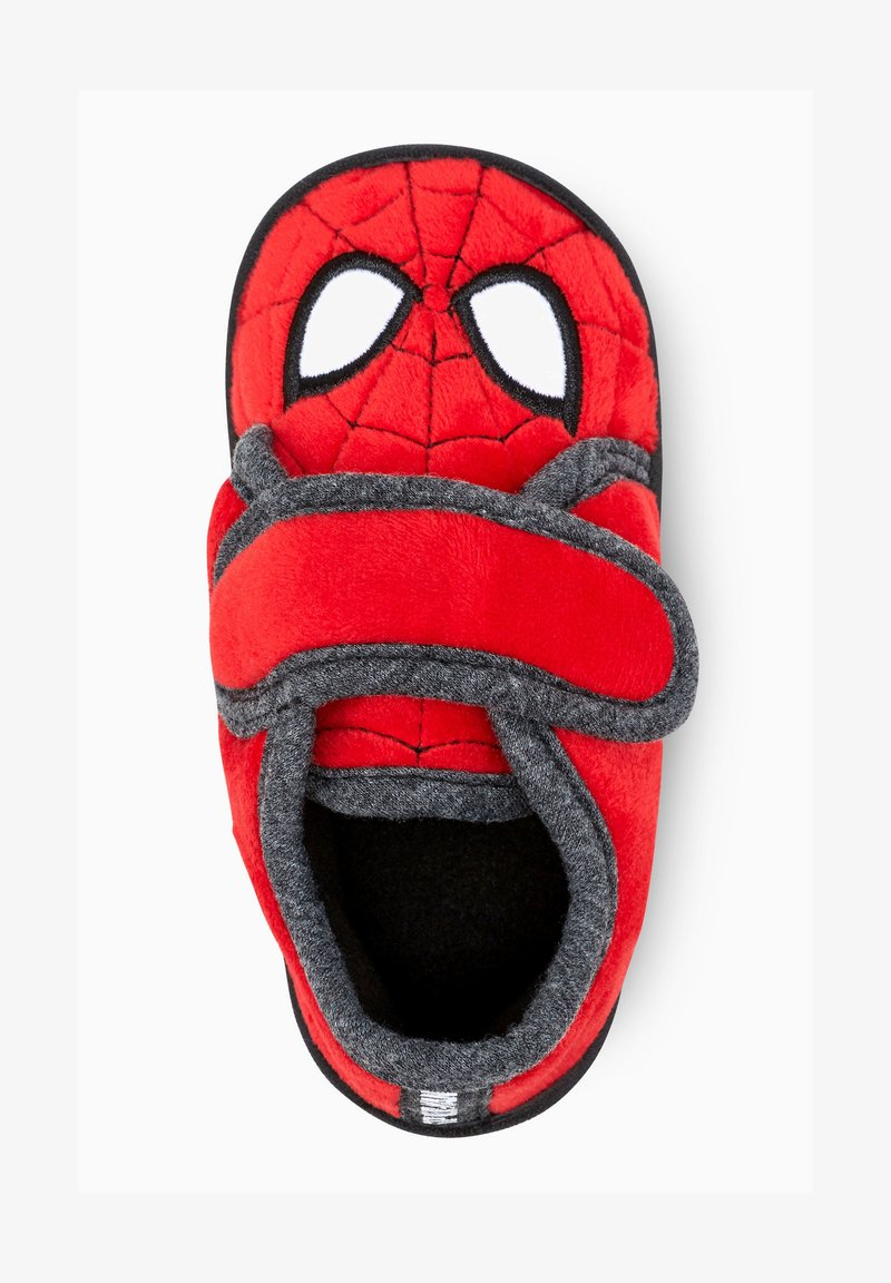 """Next - RED SPIDER-MAN""""¢ SLIPPERS (YOUNGER) - První boty - red"""
