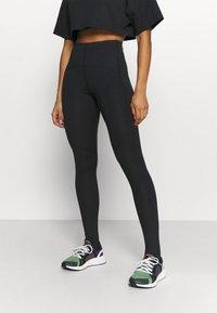adidas by Stella McCartney - TIGHT - Leggings - black - 0
