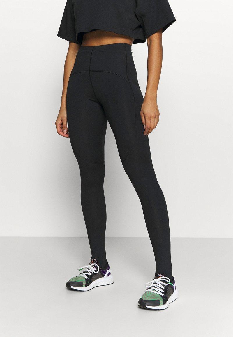 adidas by Stella McCartney - TIGHT - Leggings - black