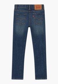 Levi's® - 510 SKINNY FIT COZY - Jeans Skinny Fit - blue denim - 1