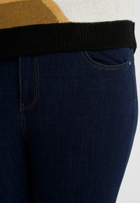 Simply Be - WAY REGULAR - Jeans Skinny Fit - rich indigo - 3