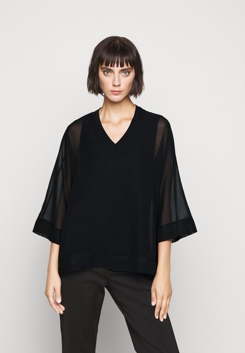 Steffen Schraut - DREW'S FASHION - Blouse - black