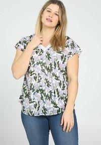 Paprika - Print T-shirt - lilac - 0