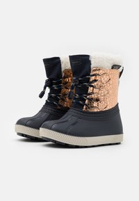 Friboo - Winter boots - rose gold - 1