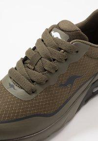 KangaROOS - KX-3500 - Sneaker low - olive/jet black - 2