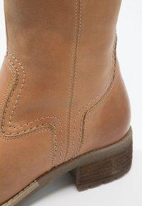 Pier One - Winter boots - cognac - 6