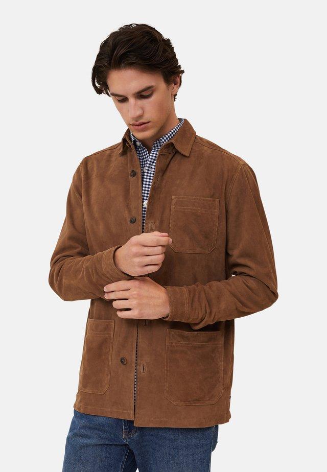 Skjorta - brown