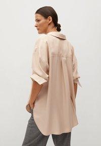 Mango - NETA - Button-down blouse - nude - 2
