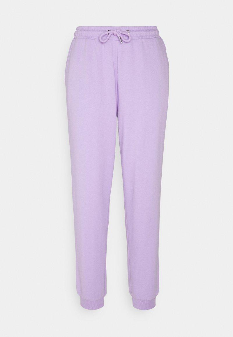 Even&Odd - Regular Fit Jogger - Tracksuit bottoms - lilac