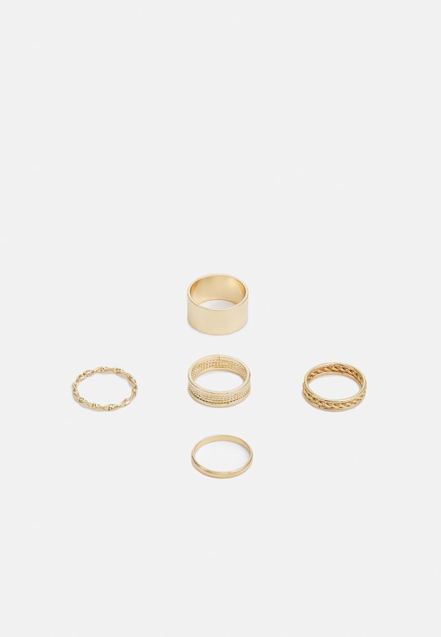 CRUVIEL - Ring - gold-coloured