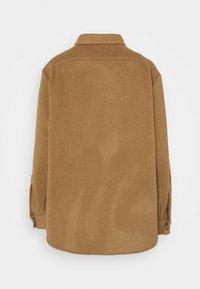 CLOSED - KALLY - Short coat - dark tan - 1