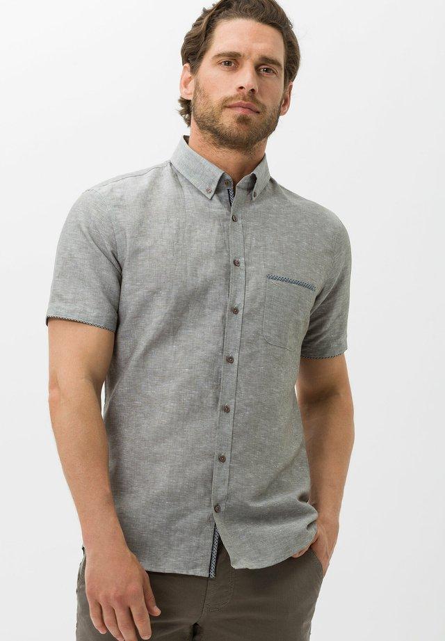 STYLE DAN - Overhemd - khaki