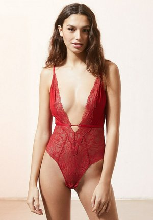 Swimsuit - rouge