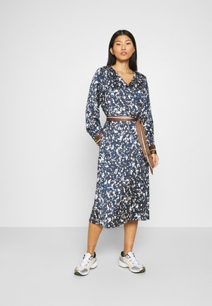 BITA DRESS - Robe d'été - midnight marine
