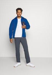 Norrøna - TROLLVEGGEN THERMAL PRO JACKET - Fleece jacket - blue - 1