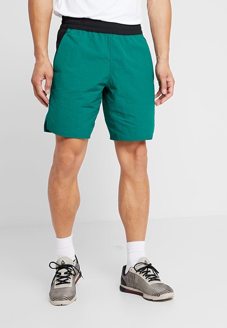 Reebok - ONE SERIES TRAINING SHORTS - Sports shorts - green