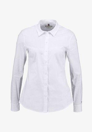 HERITAGE SLIM FIT - Camicia - classic white