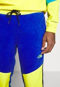 The North Face - EXTREME PANT - Pantalon de survêtement - blue combo - 4