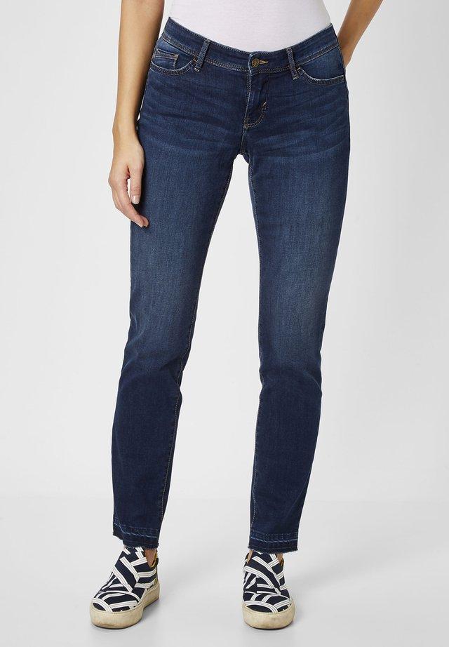 MIT LIGHT DENIM - Slim fit jeans - dark blue stone