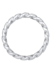 Elli - TWISTED LOOK - Bague - silver coloured - 4