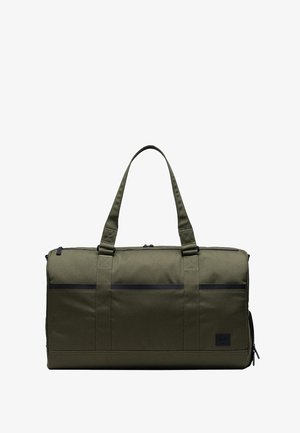 TECH NOVEL - Weekend bag - ivy green