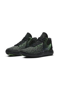 Nike Performance - KD TREY 5 VIII  - Basketball shoes - black/illusion green/racer blue/clear - 2