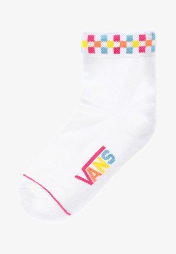 WM PEEK-A-CHECK C - Socks - multi check