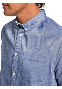 Quiksilver - LONG SLEEVED - Overhemd - blue indigo - 3