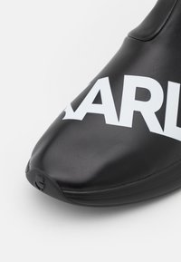 KARL LAGERFELD - FINESSE LEGERE STRETCH - Ankle boots - black - 6