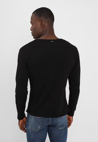 Key Largo - GINGER - Long sleeved top - black - 2