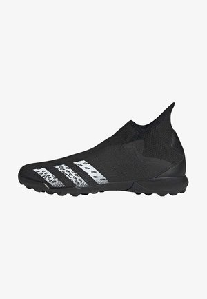 PREDATOR FREAK .3  - Astro turf trainers - core black/ftwr white/core black