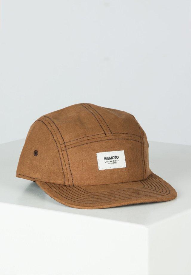 FLAT STUDIO - Cap - brown
