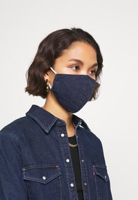 Icon Brand - MASK - Kasvomaski - navy - 1