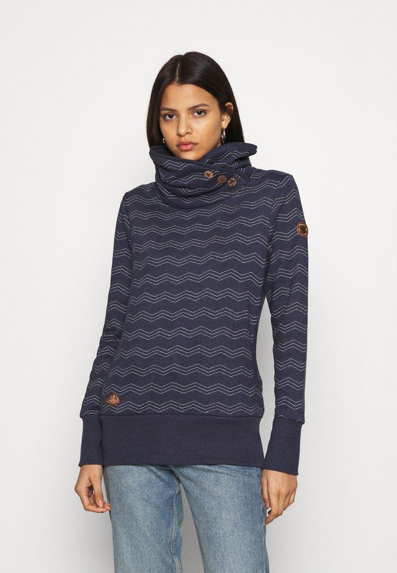 Ragwear - Sweatshirt - navy