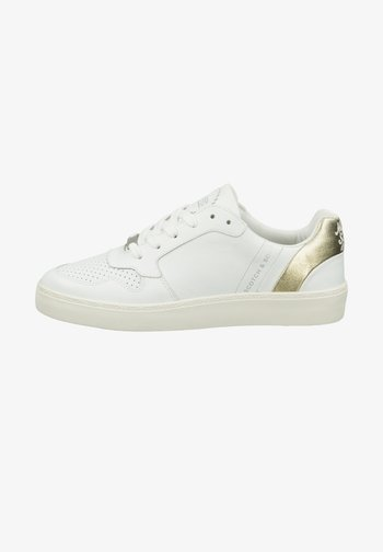 LAURITE - Sneakers laag - white/gold